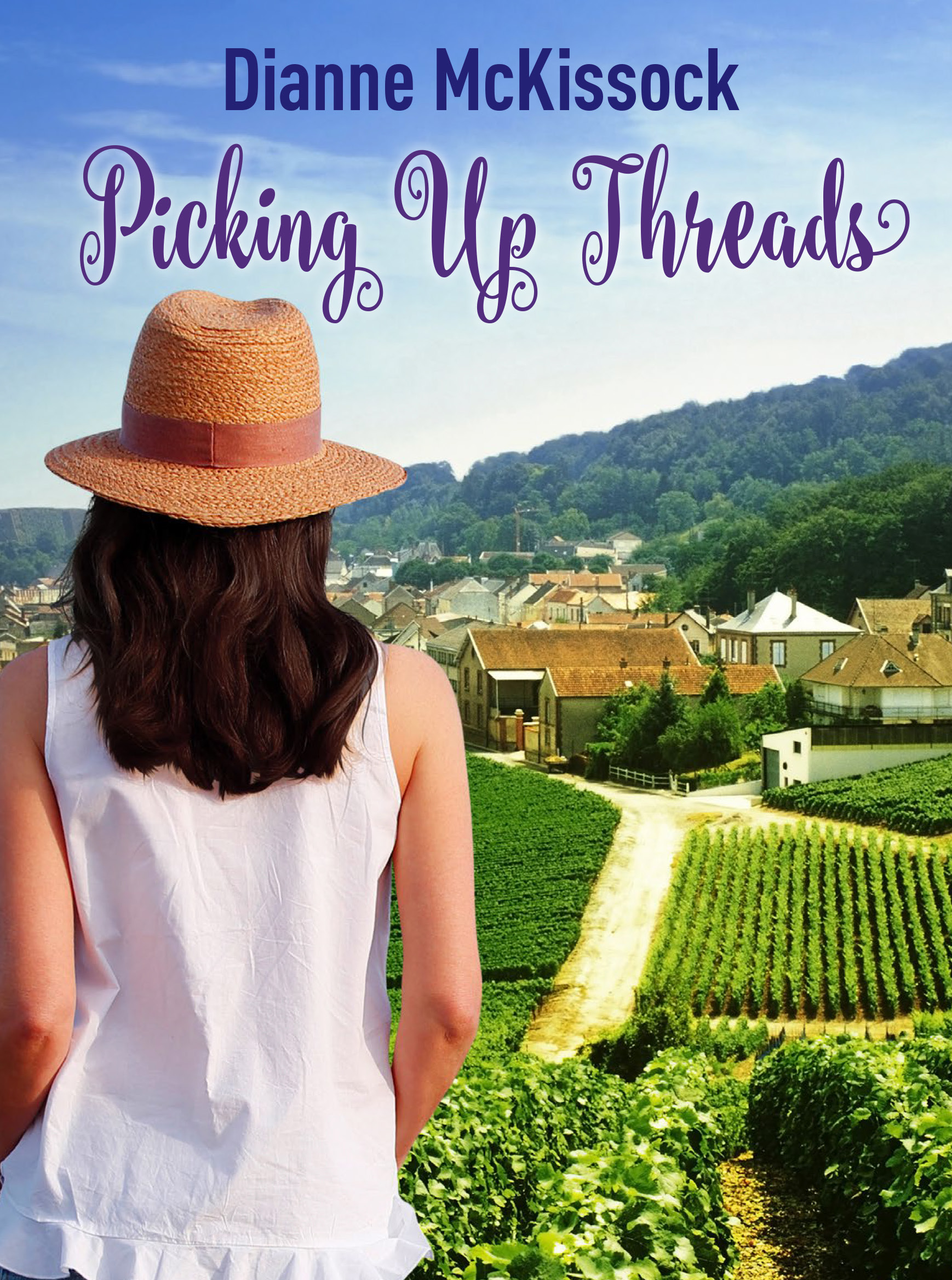 Picking up Threads, a novel by Dianne McKissock